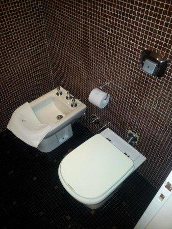 Vain Boutique Hotel: Complete toilet