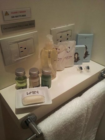 Vain Boutique Hotel: Amenities