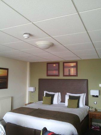 Sandbanks Hotel: double room