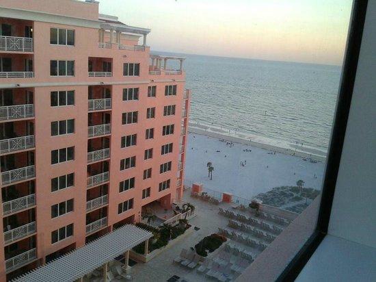 Hyatt Regency Clearwater Beach Resort & Spa: View from our suite
