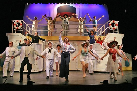 Rocky Mountain Repertory Theatre: Anything Goes 2012