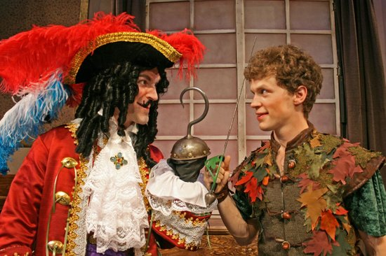 Rocky Mountain Repertory Theatre : Peter Pan 2013