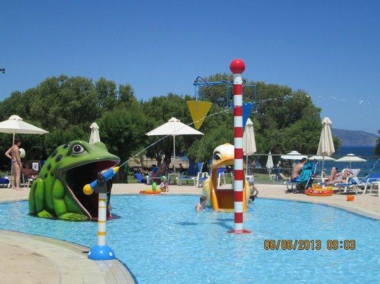 Louis Creta Princess Beach Hotel : Childrens pool