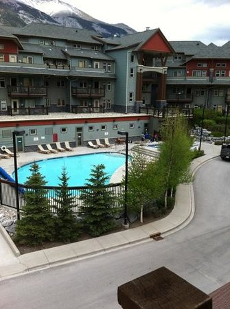 The Lodges at Canmore: Add a caption