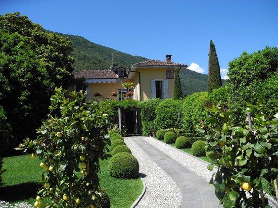 Park Hotel Villa Belvedere: Villa
