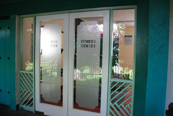 Hotel El Convento: Fitness Center