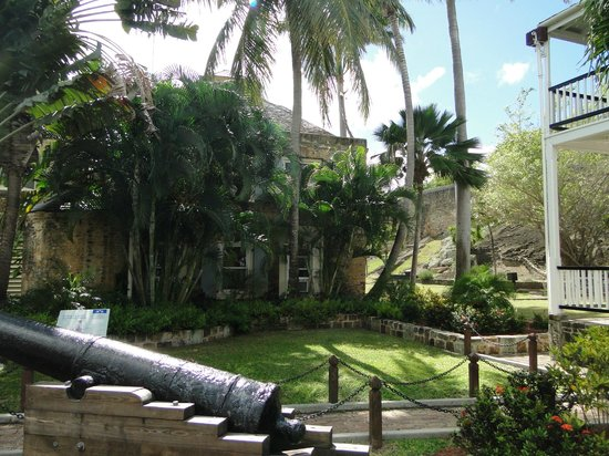 Gorgeously situated - Nelson's Dockyard