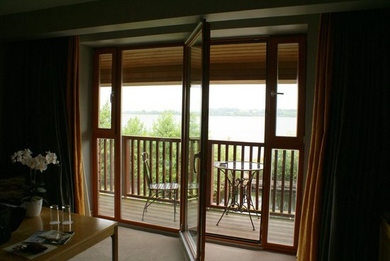 Wineport Lodge: View of the balcony of the Bordeaux Suite