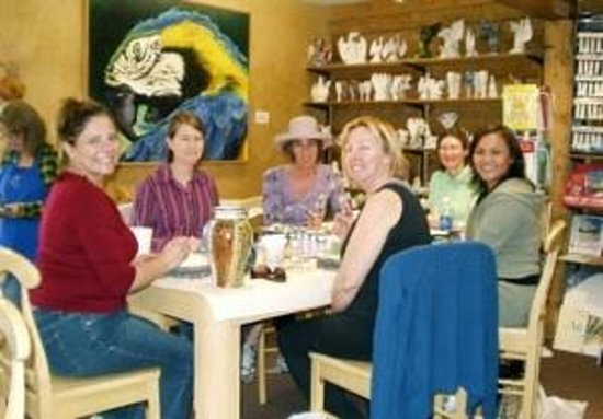 Idyllwild Earth 'N Fire: Earth 'N Fire is a great group activity