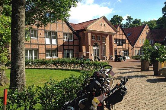Gut Düneburg: Hotelbereich