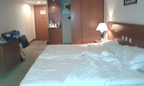 Yong An Hotel: pokój