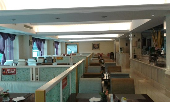 Yong An Hotel: tu jedliśmy śniadania