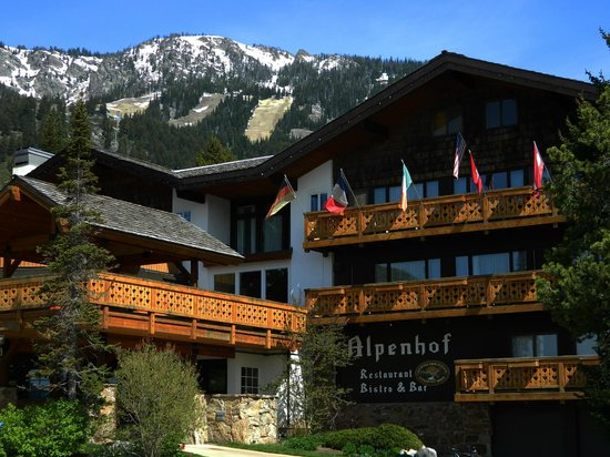 Alpenhof Lodge: The Alpenhof