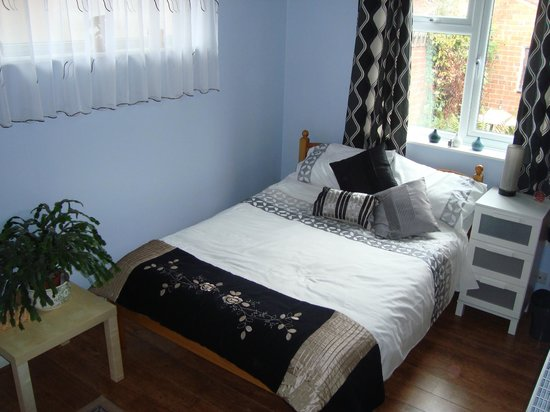 Rookery Nook Bed & Breakfast: Double En-Suite Room