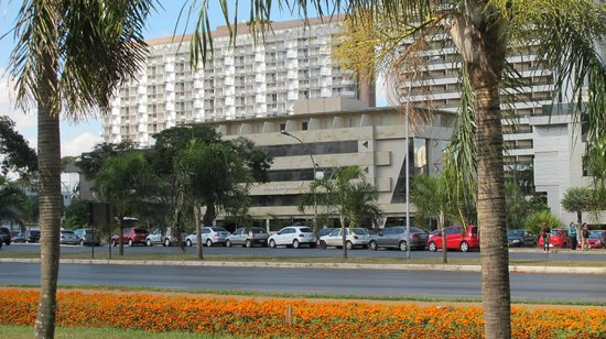 Brasilia Imperial Hotel e Eventos: Convenient to transportation
