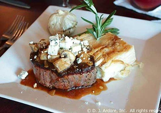 Filet Mignon Saga Bleu - Garlic Rose Cranford NJ