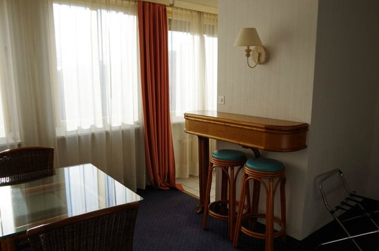Hotel Sagitta & Residence: Sagitta Swiss Quality Hotel