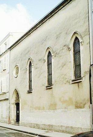 Chapelle Notre-Dame de l'Espérance : Photo d'extérieur