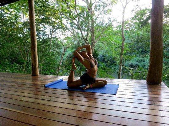 Mystic River Resort: Yoga