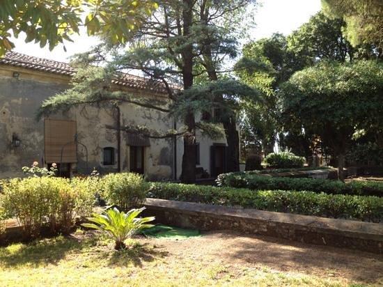 Case Zuccaro : la villa