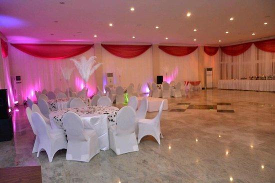 Karma Hotel: Banquets