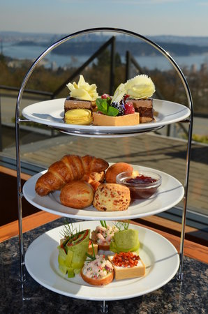 The Salmon House: AFTERNOON TEA ~ WEEKENDS ONLY (10:30am to 4:00pm)