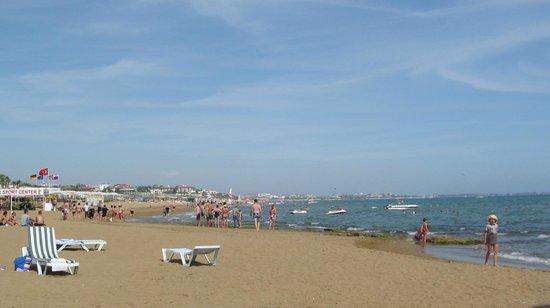 Bella Resort & Spa: Вид на соседние пляжи