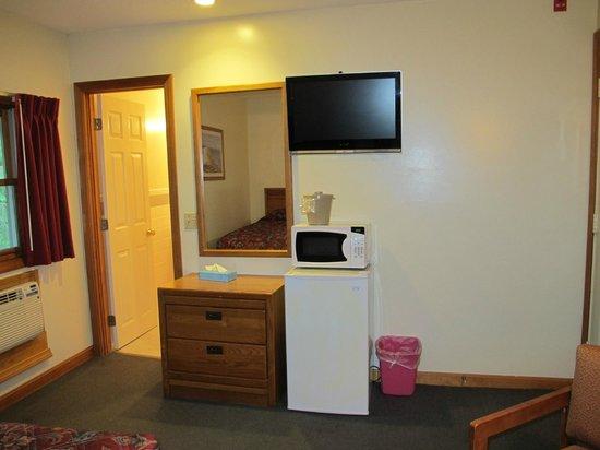 Blue Spruce Motel: Blue Spruce Hotel
