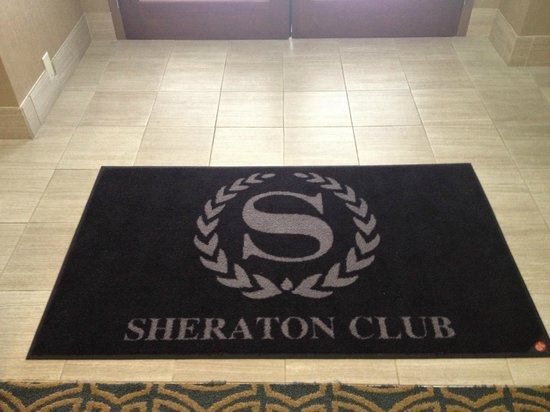 Sheraton Club Lounge Entrance Picture Of Sheraton Miami