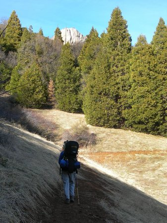 Sequoia Outdoor Sports - Private Day Tours: Hiking up the Ladybug Trail