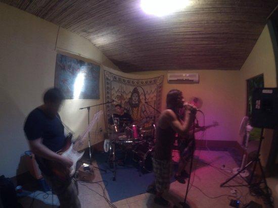 Indra Inn: Mumble Riot