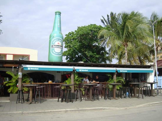 City Cafe Kralendijk, Bonaire