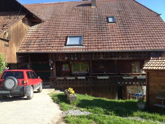 BnB Gantrisch : simple, authentic and very friendly