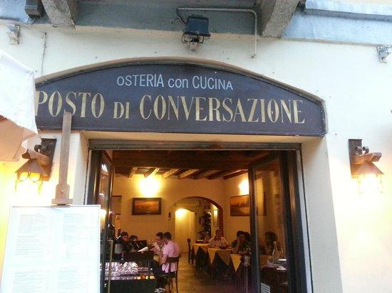 Posto di conversazione: Un ristorante dove hanno gran cura per i bambini!