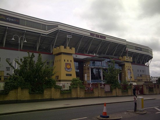 West Ham United Hotel: front