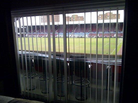 West Ham United Hotel: view