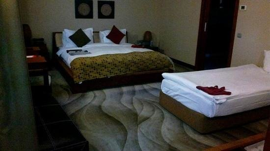 Nippon Hotel: Bedroom :)