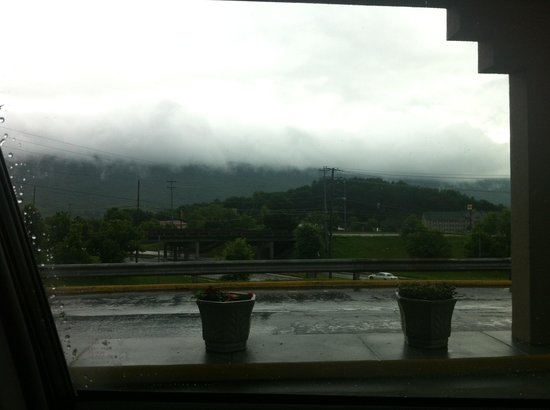 Days Inn Chattanooga Lookout Mountain West: View from lobby