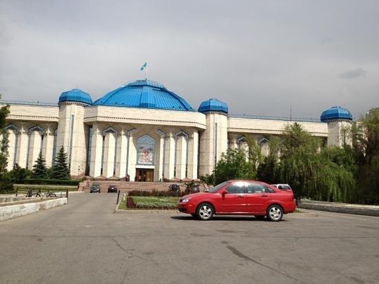 آلماتي, كازاخستان: Başlık ekle