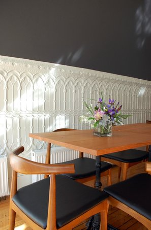 The Gothic: Serving lunch in a sunny Victorian atmosphere