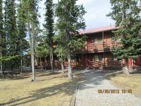 Denali Princess Wilderness Lodge: Our building