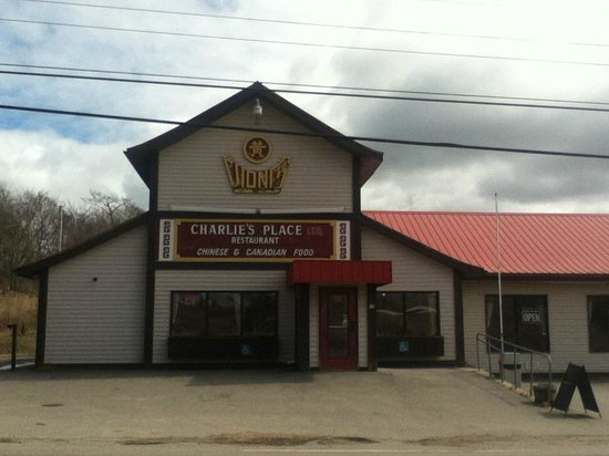 """Charlie's Place Restaurant: New Charlies Places. join us on facebook """"New Charlies Place"""""""