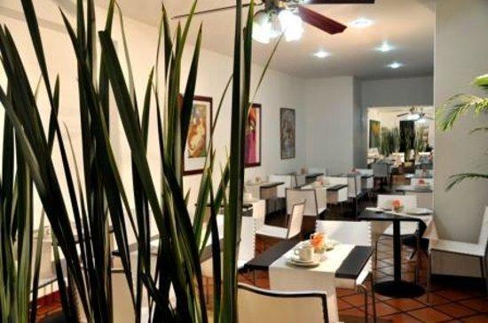 Casa Toscano: comedor