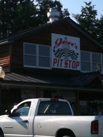 Jens Pit Stop