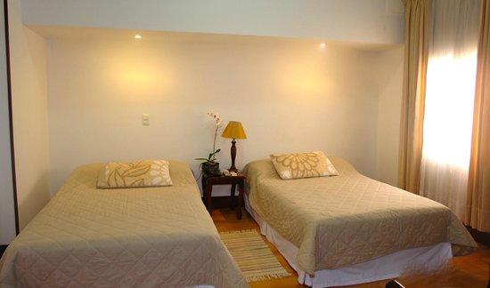 Casa Toscano: habitación twin