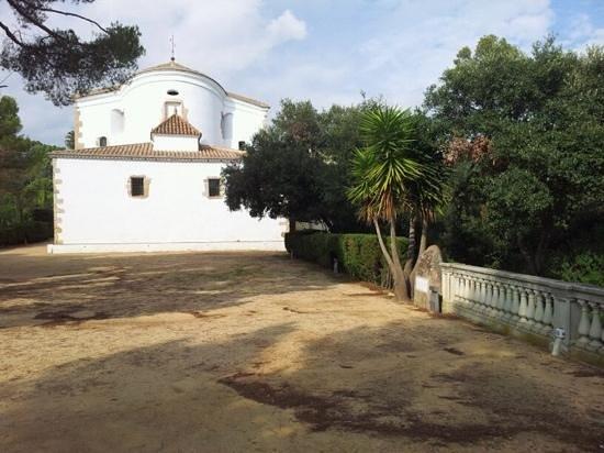 Santa Cristina Hermitage: Ermita Santa Cristina