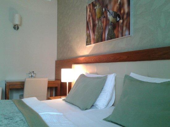 Hotel Platinum: pokój