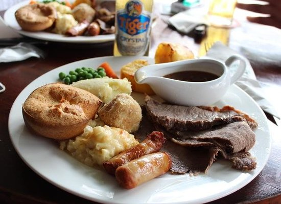 Tropical Murphys Irish Pub & Restaurant : Great Sunday Roast