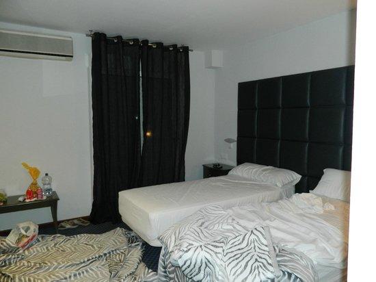 Hotel Benetusser: camere