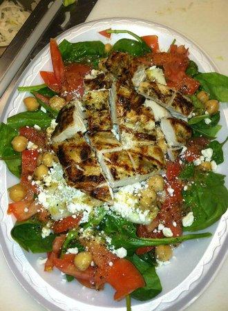Greek Aroma: Greek Summer Salad